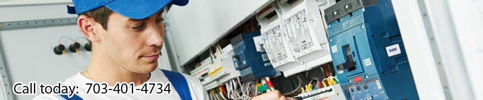 If you need a reliable electrician, call us at 703-401-4734